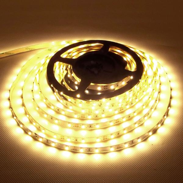 60 LED/m Beltéri Napfény fehér
