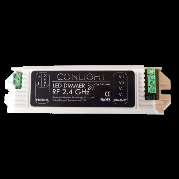 RF LED Dimmer (csak vezérlő egység)