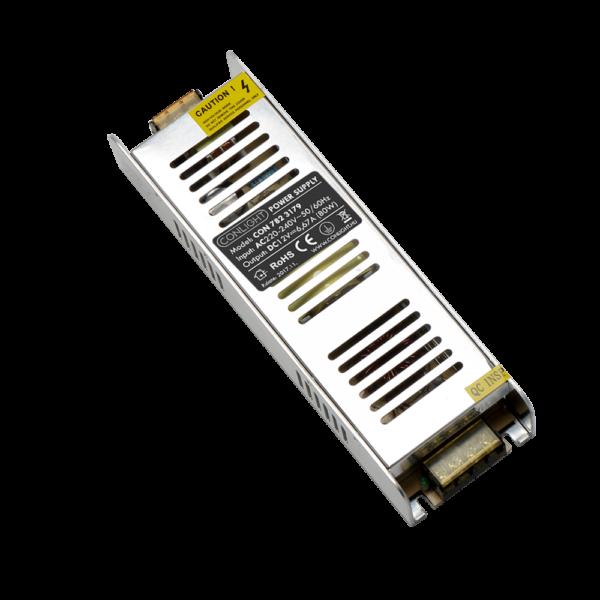 80W SLIM fémházas LED tápegység