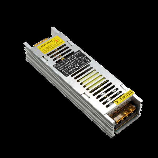 150W SLIM fémházas LED tápegység