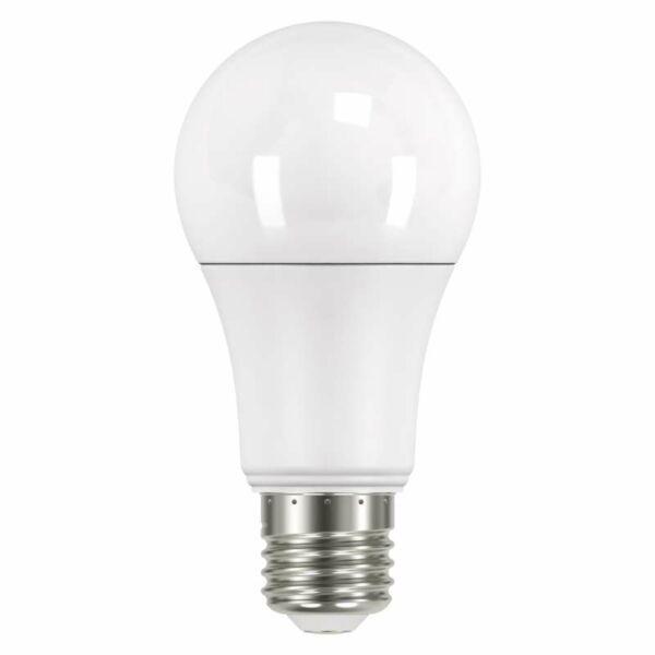EMOS LED izzó mozgásérzékelővel Classic A60 E27 9W WW