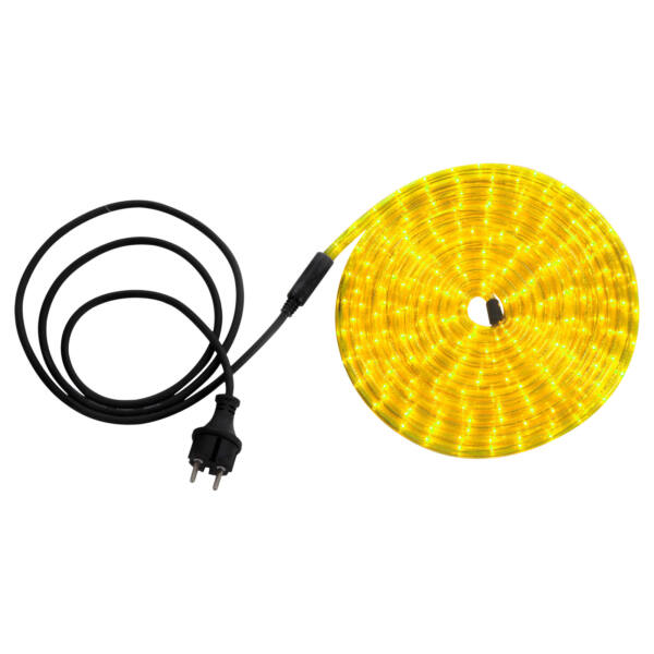 LED tömlő 6 m sárga