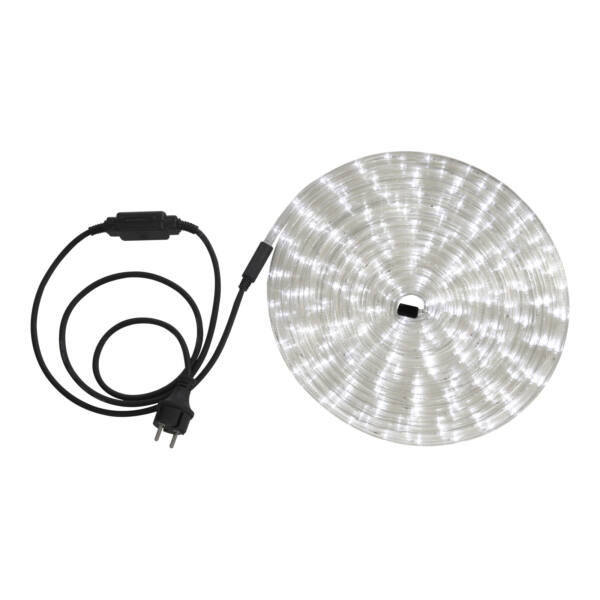 LED tömlő 9 m fehér