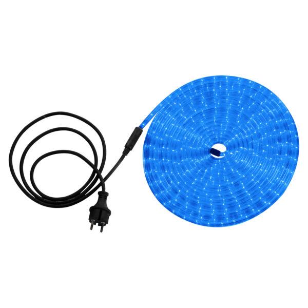 LED tömlő 9 m kék
