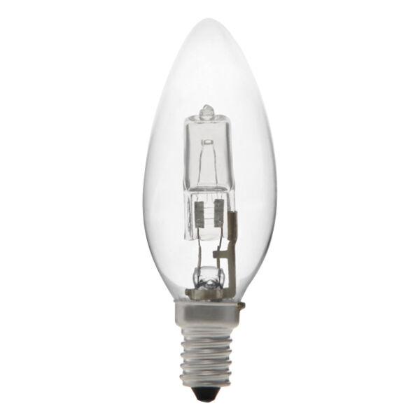 CDH/CL 42W E14 halogén fényforrás, LED izzó