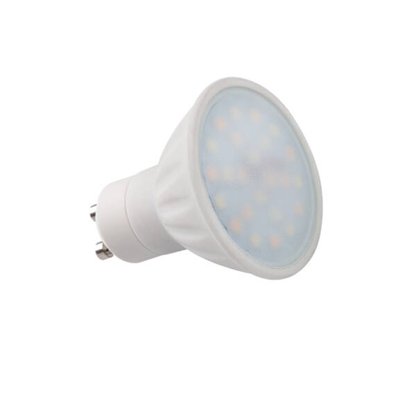 TRIColor LED GU10 fényforrás, LED izzó