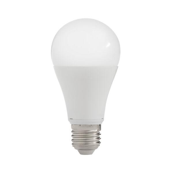 TRIColor LED E27 fényforrás, LED izzó