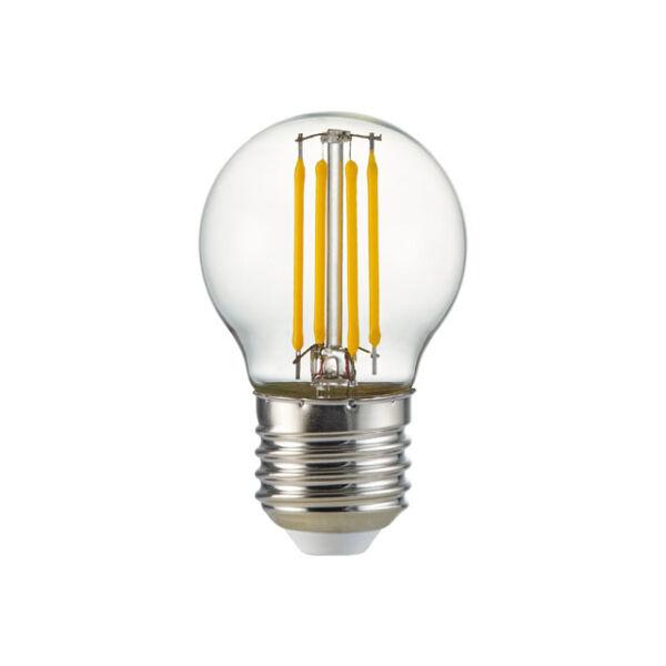 NUPI FILLED 4W E27-WW fényforrás, LED izzó