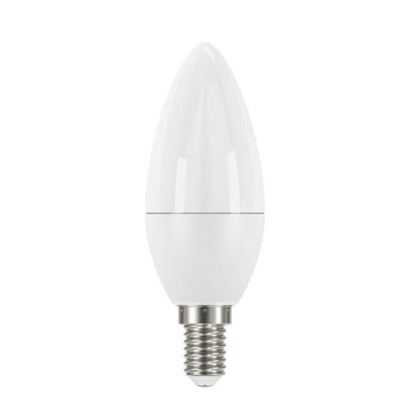 IQ-LED C37E14 5,5W-WW fényforrás, LED izzó