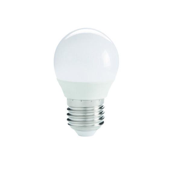 IQ-LED G45E27 5,5W-NW fényforrás, LED izzó