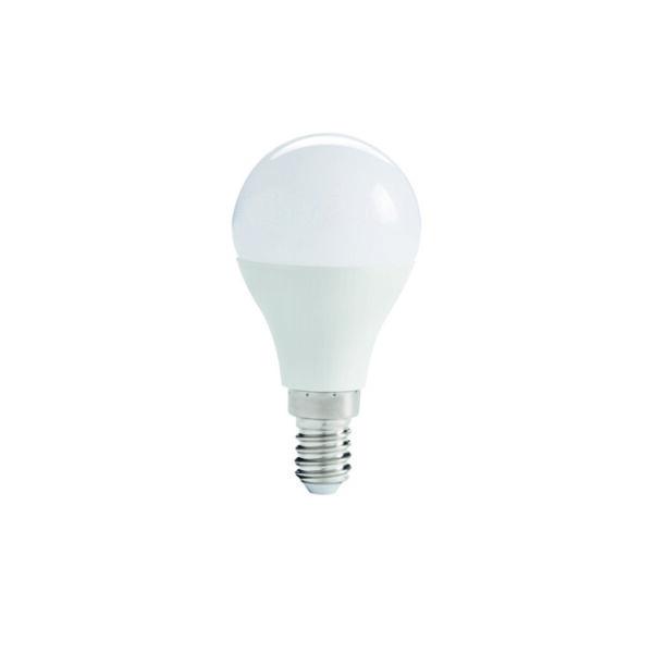 IQ-LED G45E14 7,5W-WW fényforrás, LED izzó